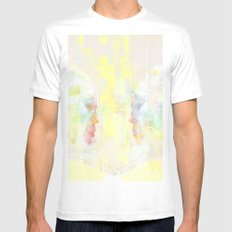 love at first sight Mens Fitted Tee White SMALL