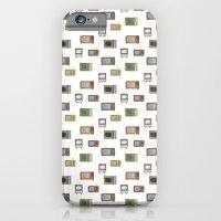 television iPhone 6 Slim Case