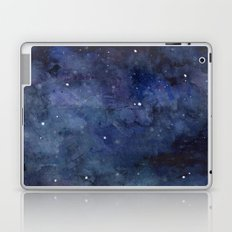 Night Sky Stars Galaxy | Watercolor Laptop & iPad Skin
