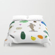 Various Stages  Duvet Cover