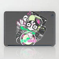 DJ GEEK! iPad Case
