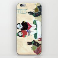 Special Room VII iPhone & iPod Skin