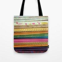 indian sarees Tote Bag