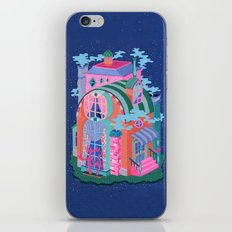 The Seeing House iPhone & iPod Skin