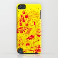 EL TANQUE CARCEDO iPod touch Slim Case