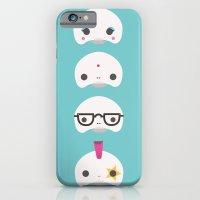 Cute Skulls iPhone 6 Slim Case