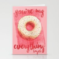 You're My Everything (Ba… Stationery Cards