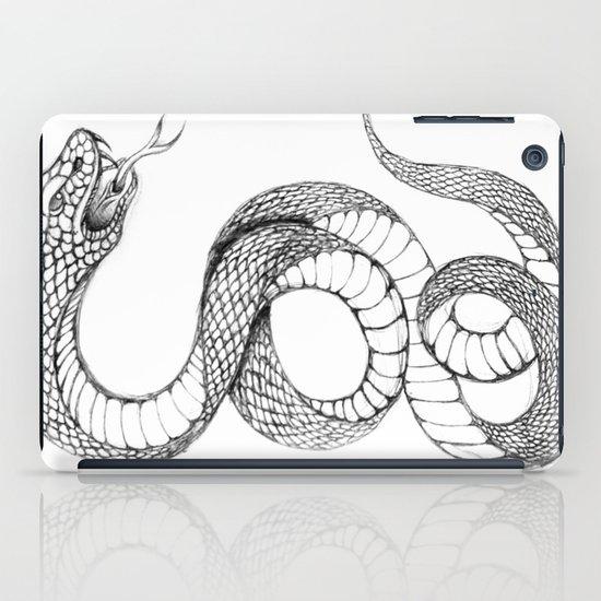 snake 02 iPad Case