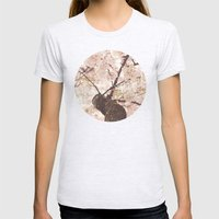 Sanctuary Womens Fitted Tee Ash Grey SMALL