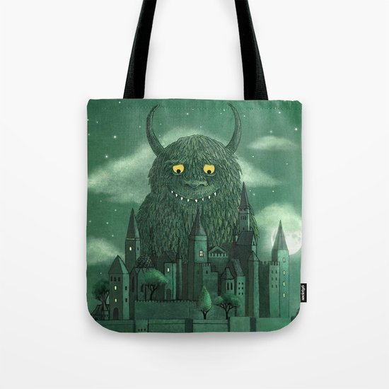 Age of the Giants  Tote Bag