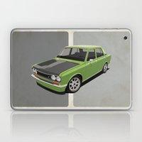 Datsun 510 - Green Laptop & iPad Skin