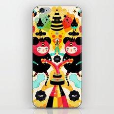 Rainbow Love iPhone & iPod Skin