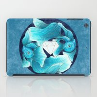 Underwater Guardians - F… iPad Case