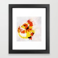 #126 Framed Art Print