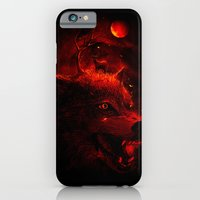 iPhone & iPod Case featuring Red Dream by nicebleed