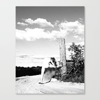 Perseverance {Ballerina Project Preview} Canvas Print