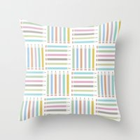 Write that Down (Again) Throw Pillow