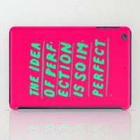 IMPERFECT iPad Case