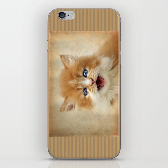 Where's My Dinner? iPhone & iPod Skin
