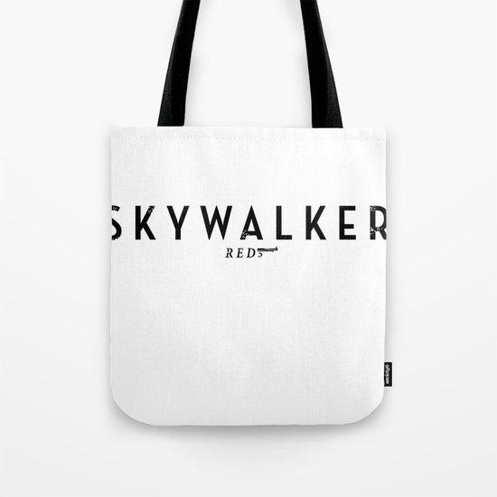 Fallwalker Tote Bag