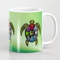 Bagua Turtle Mug