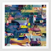 Kill The Wabbit (Provena… Art Print
