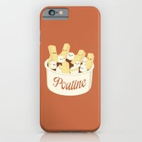 Poutine iPhone 6 Slim Case