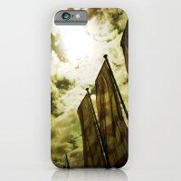 iPhone & iPod Case featuring Feed me Clouds 2 by YM_Art by Yv✿n / aka Yanieck Mariani