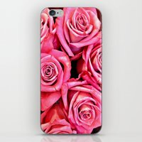 Bunches Of Love iPhone & iPod Skin