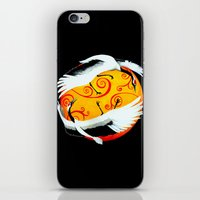 Japanese (Red-Crowned) C… iPhone & iPod Skin