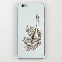Flying Swan iPhone & iPod Skin