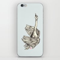 Flying Swan iPhone & iPod Skin