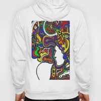Rainbow Techno Hoody