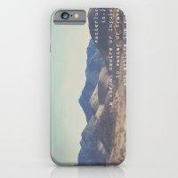 wanderlust ... iPhone 6 Slim Case