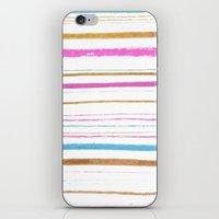 Betty's Beach Towel iPhone & iPod Skin