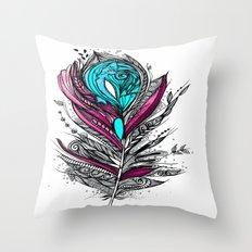 Flower Lover 2 Throw Pillow