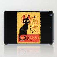 Service De Livraison iPad Case