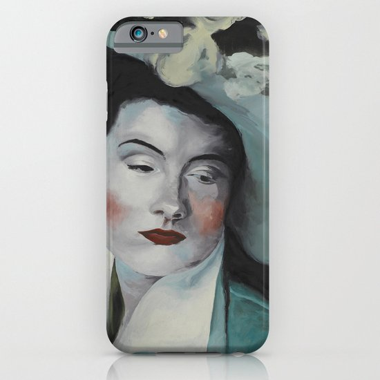 the hat iPhone & iPod Case