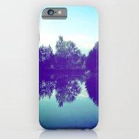 iPhone & iPod Case featuring Reflection by Karolis Butenas