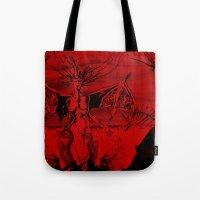 A Vampire Tote Bag