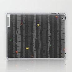 Fall Trees Laptop & iPad Skin