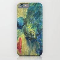 iPhone & iPod Case featuring Abstract Landscape III by Natasha Crosby