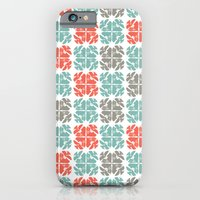 Block Print Geo iPhone 6 Slim Case
