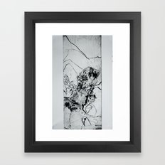 To Horst Janssen Framed Art Print