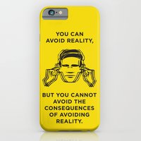 Avoiding Reality iPhone 6 Slim Case