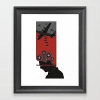 The Imitation Game Framed Art Print