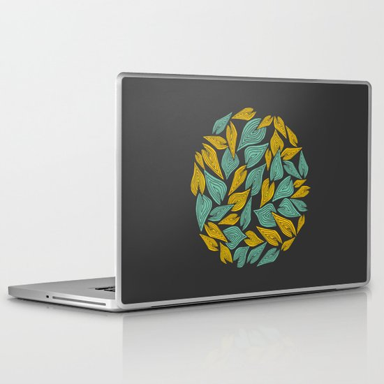 Autumn Wind Laptop & iPad Skin
