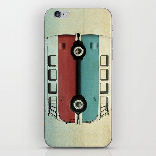 Kombi Love iPhone & iPod Skin