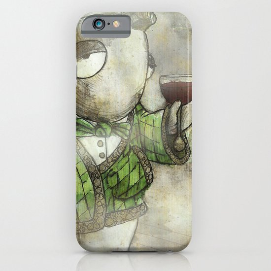 Gentlepesce iPhone & iPod Case