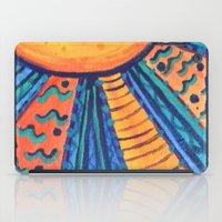 Sun Rays iPad Case